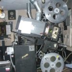 A Blob-free Projection Room